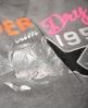 Superdry Split Slouch Sweat Top Grey