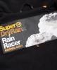 Superdry Rain Racer Gilet  Black