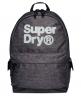 Superdry Logo Montana-ryggsekk Svart