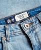 Superdry Imogen Slim Jeans Blau
