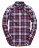 Superdry Princeton Oxford Shirt Red