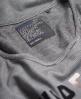Superdry Nordic Stripe Inner City T-Shirt  Schwarz