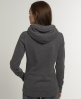 Superdry Applique Hoodie Grey