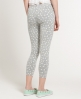Superdry Premium Cropped Leggings Light Grey