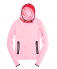 Superdry Sweat à capuche Gym Tech Cowl Rose