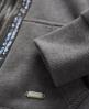 Superdry Luxe Sorority Zip Hoodie Dark Grey