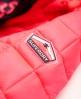 Superdry Veste à capuche à matelassage quadrillé Fuji  Rose