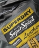 Superdry Brittle Biker Jacket Grey