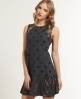 Superdry Trophy Dress Black
