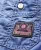 Superdry Classic Loom Lite Shirt Blue