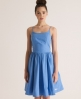 Superdry Dance Dress Blue