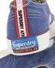 Superdry Trophy Series Low Top Blue