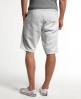 Superdry True Grit Shorts Light Grey