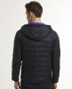 Superdry Fuji Fixed Hood Jacket Black
