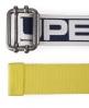Superdry Reverse Logo Belt Yellow