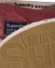 Superdry Super Elastic Espadrille Purple