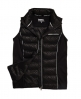 Superdry Sport Quilted Gilet Black