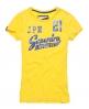 Superdry Rockets T-shirt Yellow