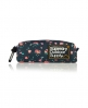 Superdry Stem Floral Montana Pencil Case Navy