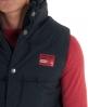 Superdry Polar Camping Vest Navy