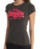 Superdry Vintage Entry T-shirt Dark Grey