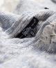 Superdry Lace Hem topje met ronde hals Navy
