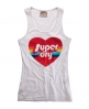 Superdry Love Dance Vest White