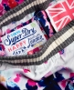 Superdry Happy Richmond Playsuit Pink