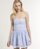 Superdry 50s Dress Blue