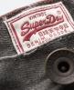 Superdry Tomboy Raw Edge Shorts Grey