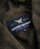 Superdry Alpna Longline Cardigan Green