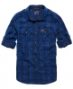 Superdry Lurex Calamity Shirt Navy