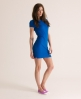 Superdry Super Boating Mini Dress Blue
