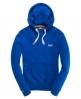 Superdry Orange Label Hoodie Blue