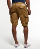 Superdry New Core Cargo Heavy Shorts Brown