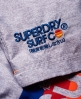 Superdry Cali Surf Boardshorts Grey
