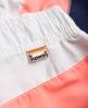 Superdry Cali Stripe Boardshorts Blau
