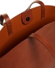 Superdry Etoile Parisian Trapeze Tote Bag Brown