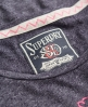 Superdry Schwan T-shirt Purple