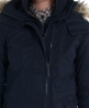 Superdry Hooded Super Windcheater Navy