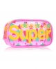 Superdry Stars Neon Bag Pink