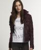 Superdry Megan Skinny Jacket Red