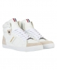 Superdry Super Sleek高帮跑鞋 白色