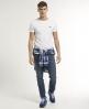 Superdry Blue Skinny Jeans Blue