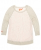 Superdry Baseball Sleeve Crew Pink