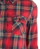 Superdry Western Lumberjack Shirt Red