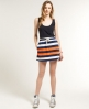 Superdry 60s Ship Skirt White