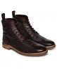 Superdry Brad Brogue Premium Stamford Boots Braun