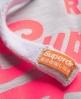 Superdry Vintage Logo Hoodie Grey