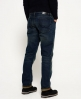 Superdry Copperfill Loose Jeans Dunkelblau